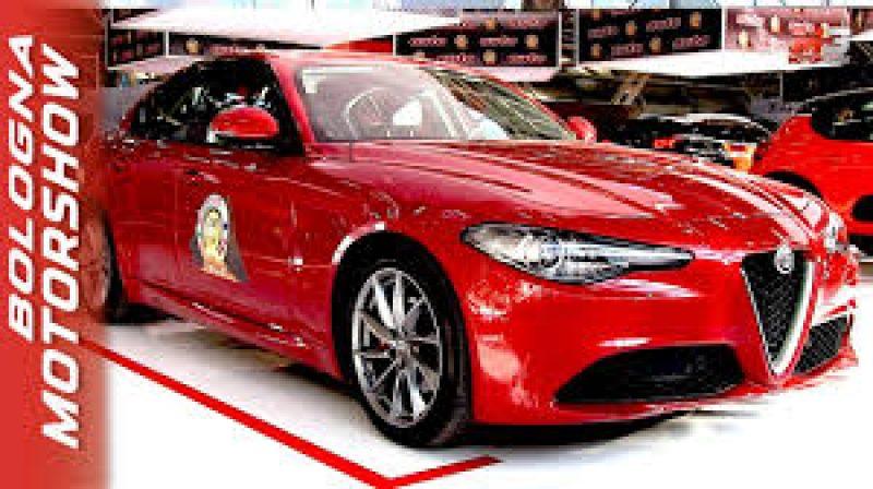 Presentata l'edizione 2017 del Motor Show
