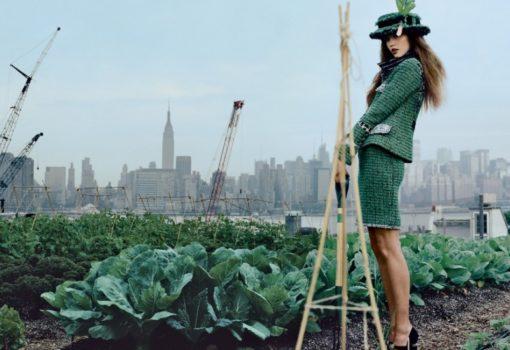 Moda green Lifestyle fashion dreams blogger Mariangela galgani Gloria Zanin